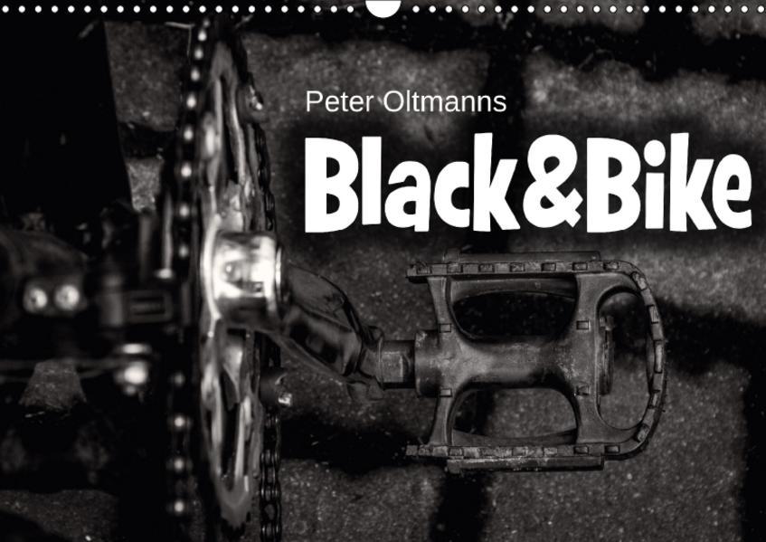 Black&Bike (Wandkalender 2017 DIN A3 quer) - Coverbild