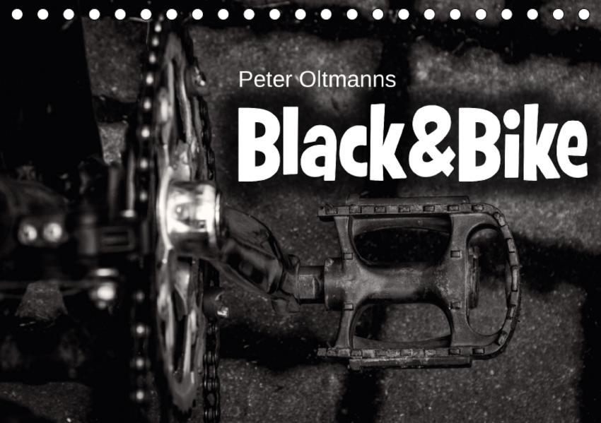 Black&Bike (Tischkalender 2017 DIN A5 quer) - Coverbild