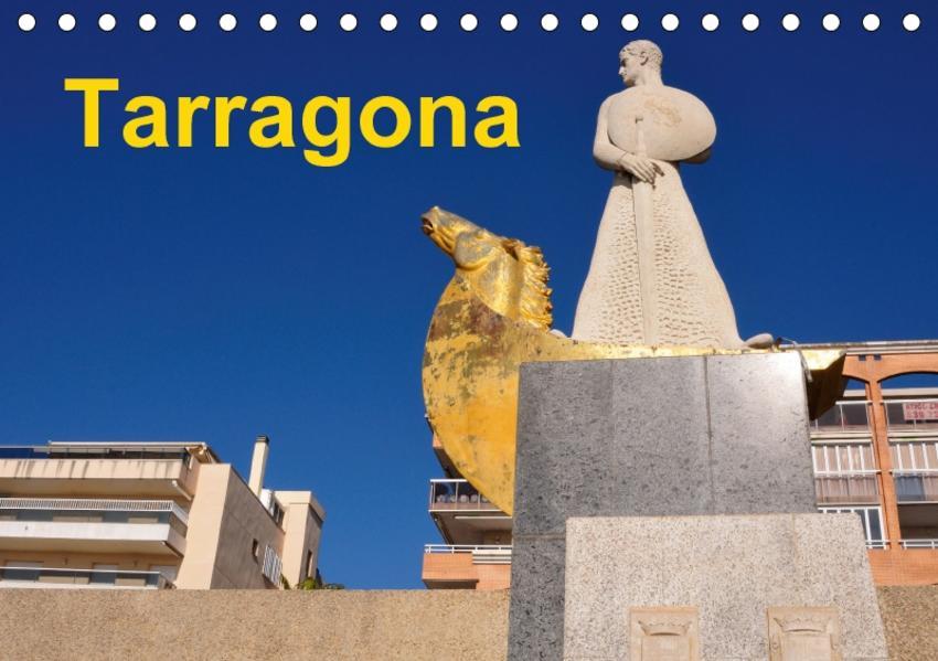Tarragona (Tischkalender 2017 DIN A5 quer) - Coverbild