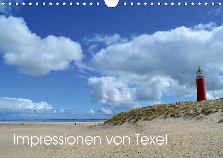 Impressionen von Texel (Wandkalender 2017 DIN A4 quer) - Coverbild