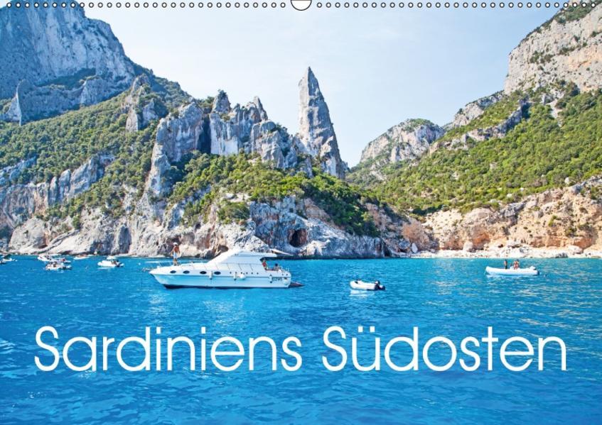 Sardiniens Südosten (Wandkalender 2017 DIN A2 quer) - Coverbild