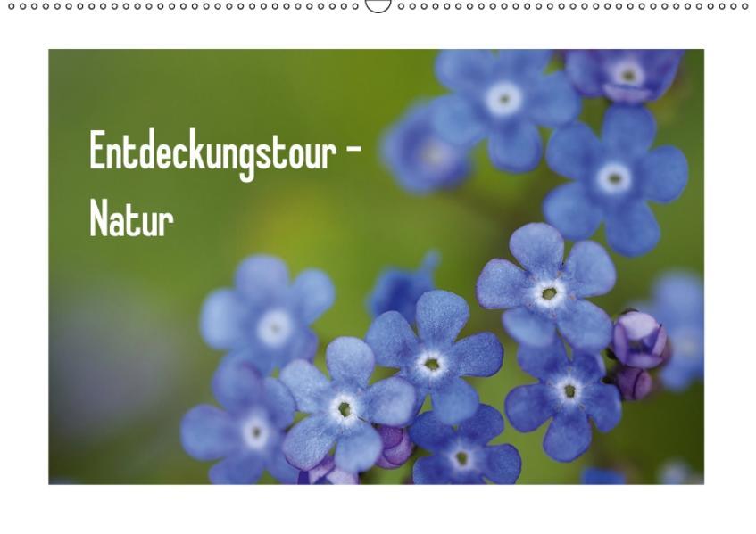 Entdeckungstour - Natur (Wandkalender 2017 DIN A2 quer) - Coverbild