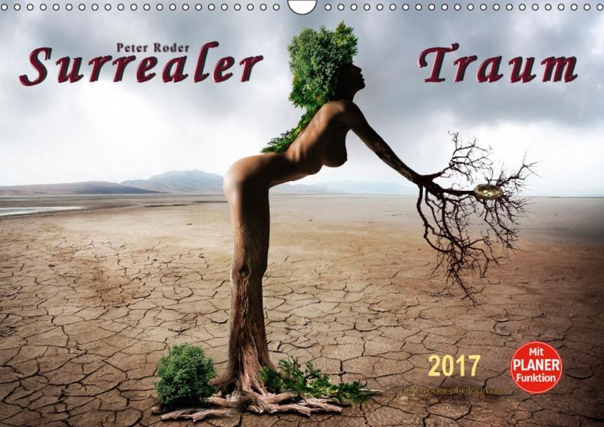Surrealer Traum (Wandkalender 2017 DIN A3 quer) - Coverbild