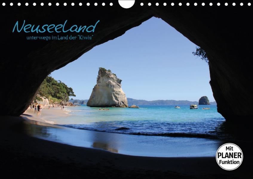 Neuseeland - unterwegs im Land der