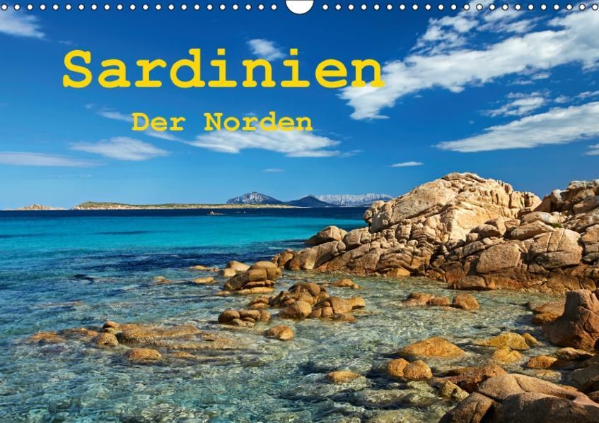 Sardinien - Der Norden (Wandkalender 2017 DIN A3 quer) - Coverbild
