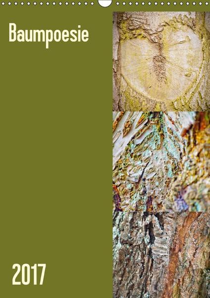 Baumpoesie (Wandkalender 2017 DIN A3 hoch) - Coverbild