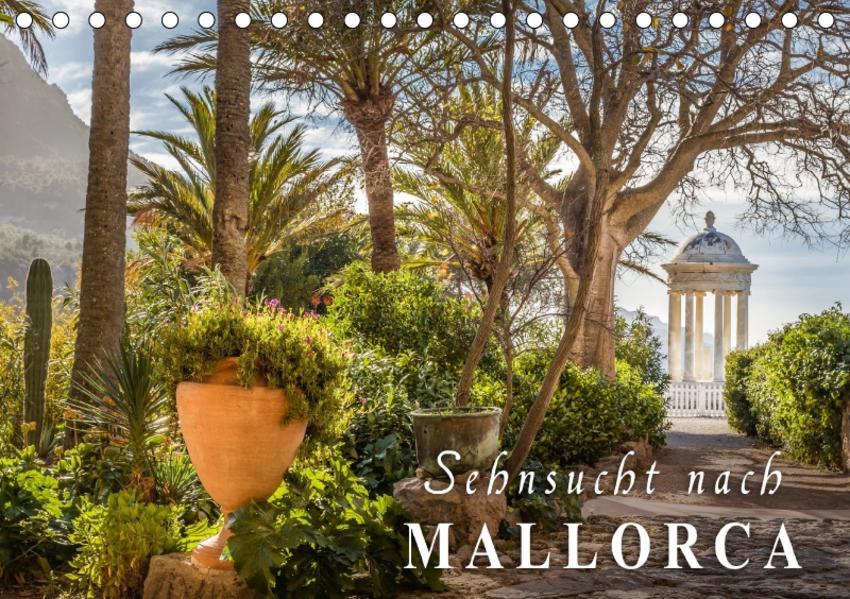 Sehnsucht nach Mallorca (Tischkalender 2017 DIN A5 quer) - Coverbild
