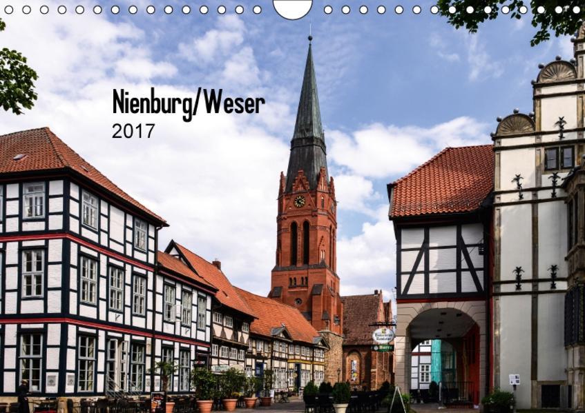 Nienburg an der Weser (Wandkalender 2017 DIN A4 quer) - Coverbild