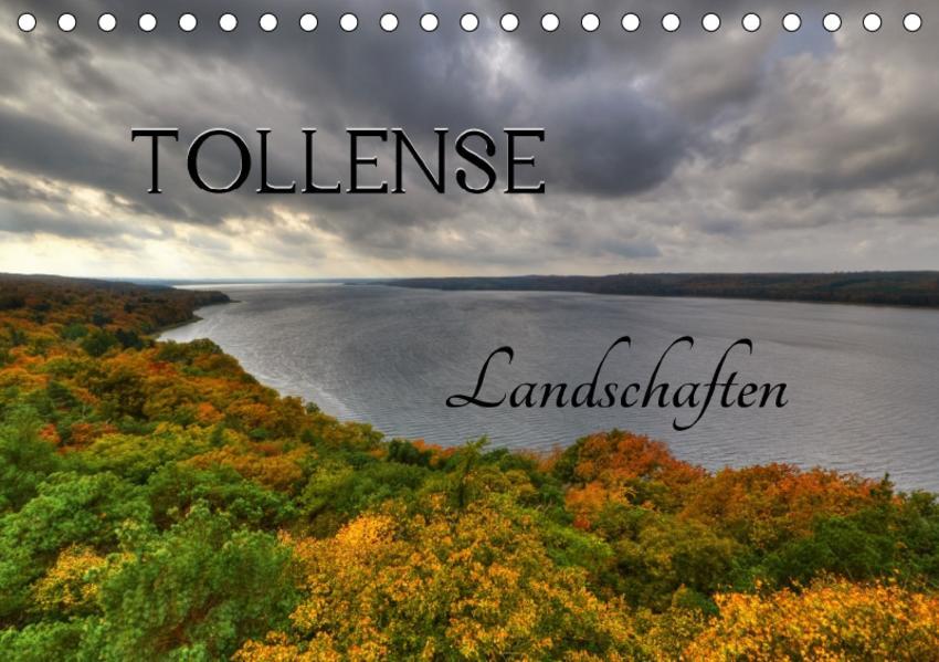 Tollense Landschaften (Tischkalender 2017 DIN A5 quer) - Coverbild