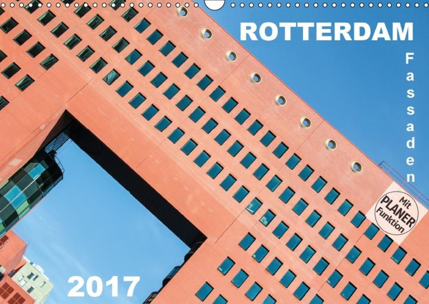 Rotterdam Fassaden (Wandkalender 2017 DIN A3 quer) - Coverbild