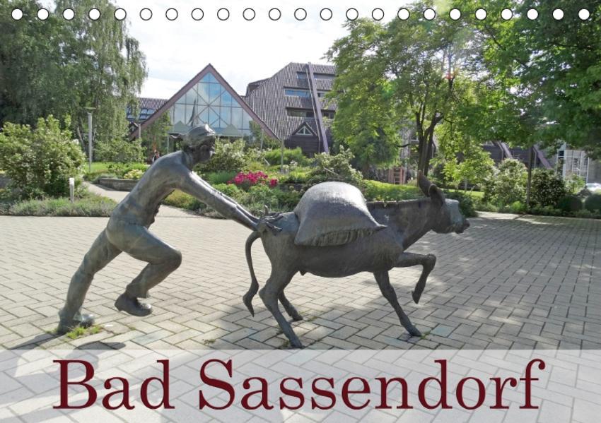 Bad Sassendorf (Tischkalender 2017 DIN A5 quer) - Coverbild