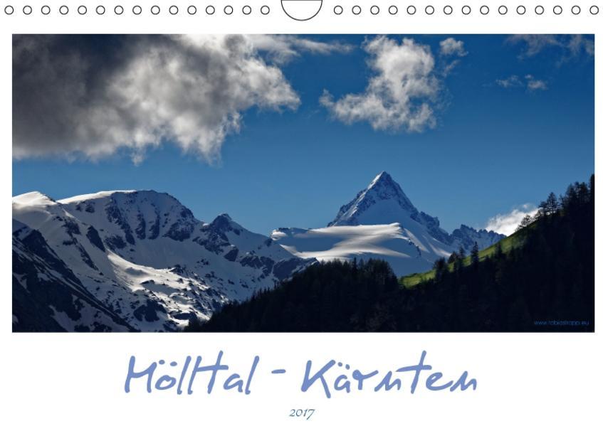 Mölltal - Kärnten (Wandkalender 2017 DIN A4 quer) - Coverbild