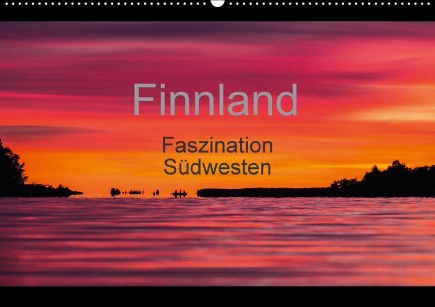 Finnland - Faszination Südwesten (Wandkalender 2017 DIN A2 quer) - Coverbild