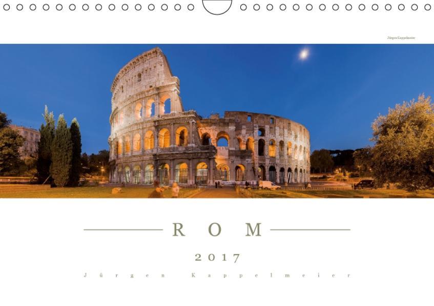 ROM 2017 - Panoramakalender (Wandkalender 2017 DIN A4 quer) - Coverbild