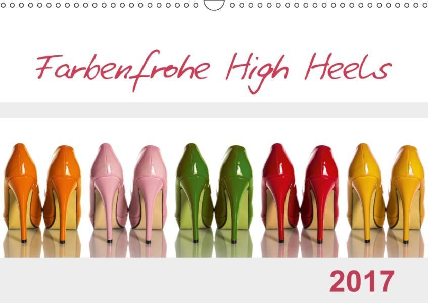 Farbenfrohe High Heels von Britta Laser PDF Download