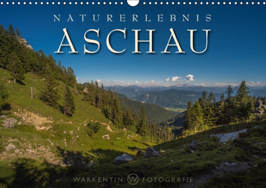 Naturerlebnis Aschau (Wandkalender 2017 DIN A3 quer) - Coverbild