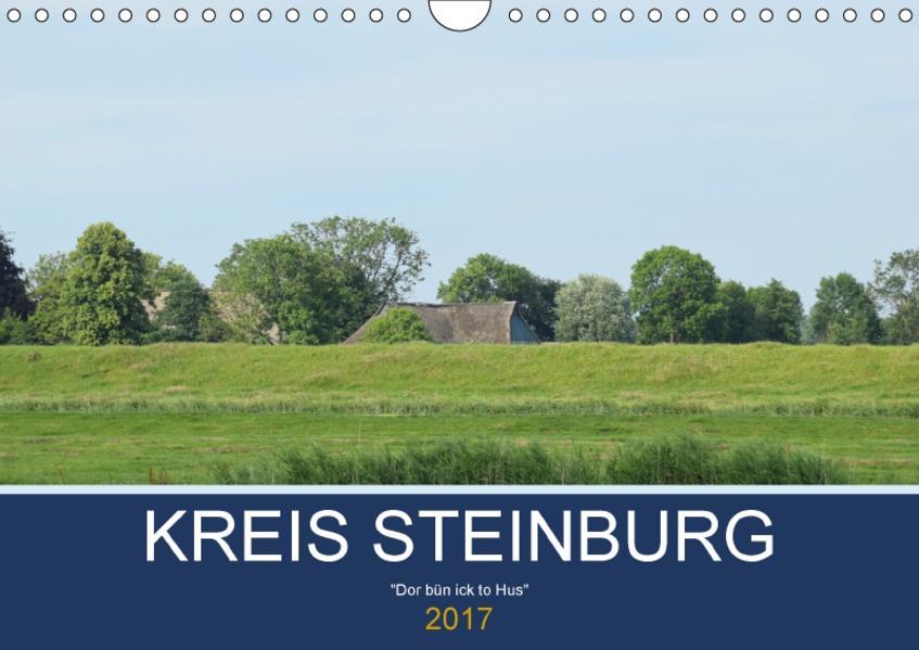 Kreis Steinburg (Wandkalender 2017 DIN A4 quer) - Coverbild
