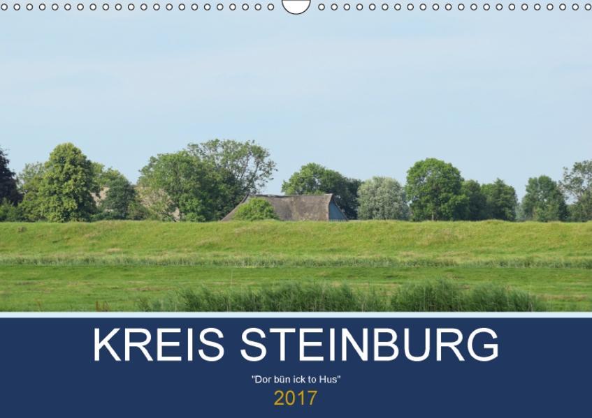 Kreis Steinburg (Wandkalender 2017 DIN A3 quer) - Coverbild