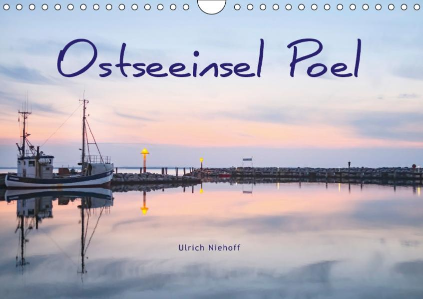 Osteeinsel Poel (Wandkalender 2017 DIN A4 quer) - Coverbild