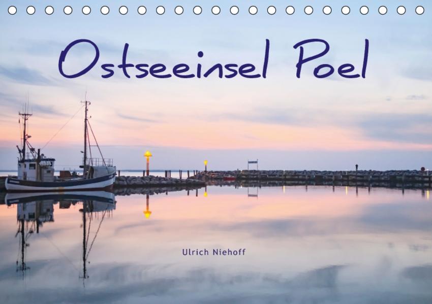 Osteeinsel Poel (Tischkalender 2017 DIN A5 quer) - Coverbild