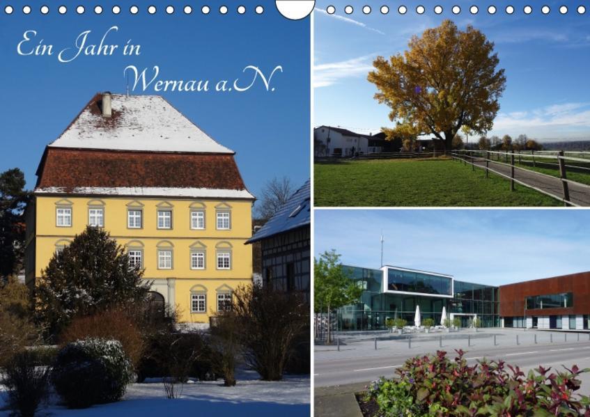 Ein Jahr in Wernau a.N. (Wandkalender 2017 DIN A4 quer) - Coverbild