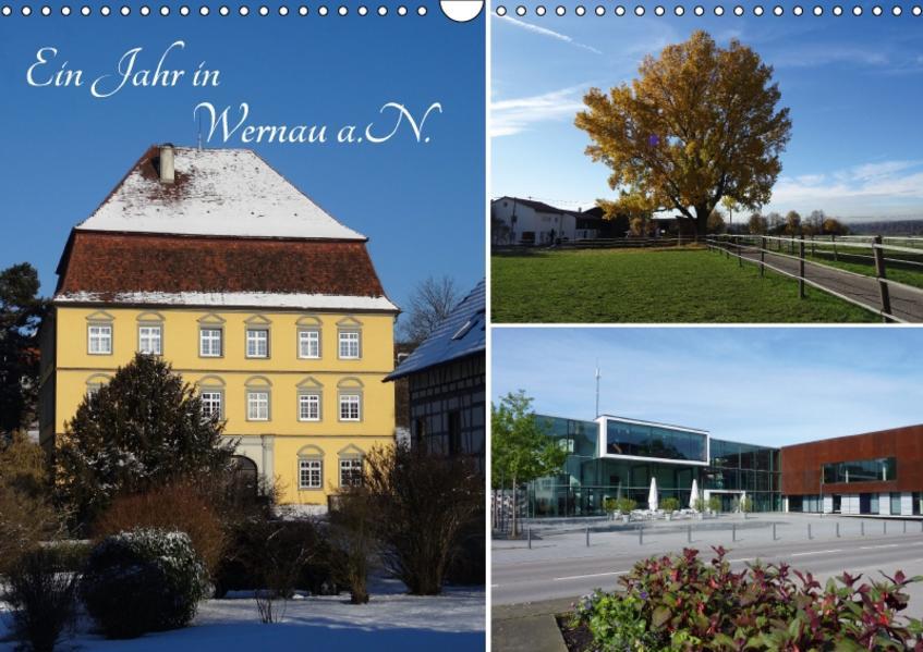 Ein Jahr in Wernau a.N. (Wandkalender 2017 DIN A3 quer) - Coverbild