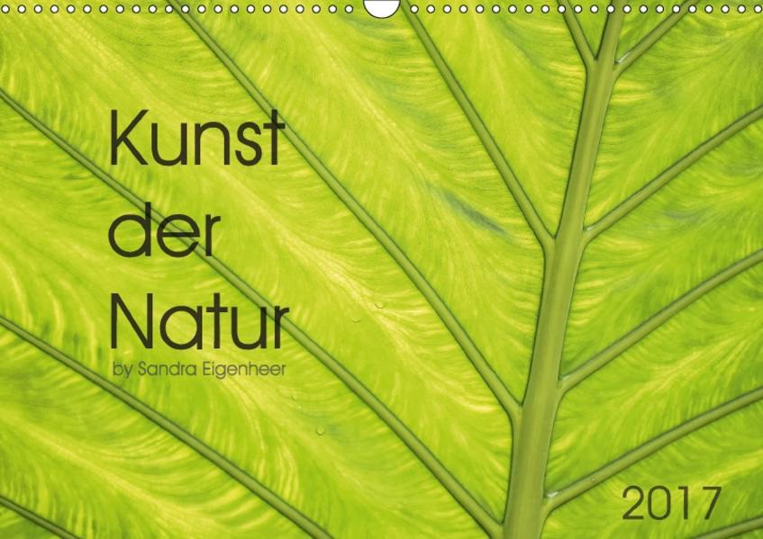 Kunst der Natur (Wandkalender 2017 DIN A3 quer) - Coverbild