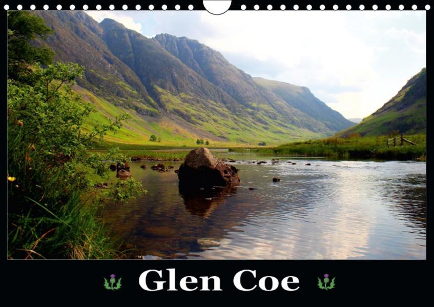Glen Coe (Wandkalender 2017 DIN A4 quer) - Coverbild