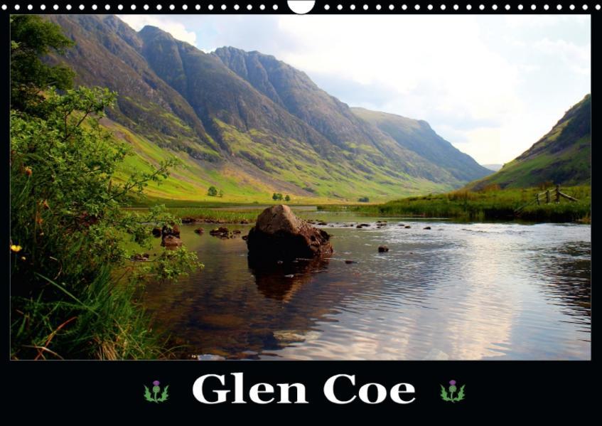 Glen Coe (Wandkalender 2017 DIN A3 quer) - Coverbild