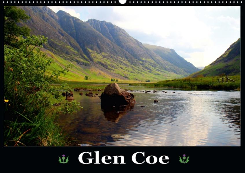 Glen Coe (Wandkalender 2017 DIN A2 quer) - Coverbild
