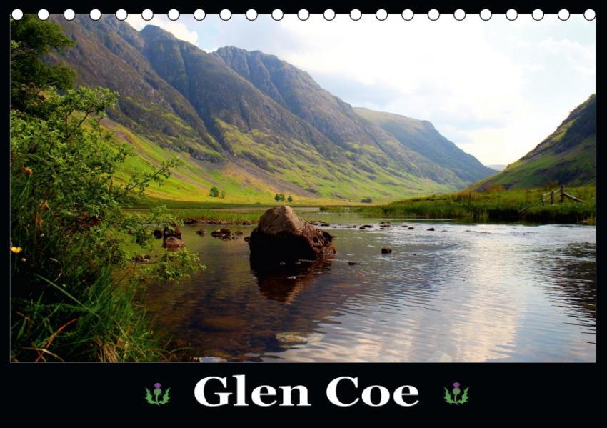 Glen Coe (Tischkalender 2017 DIN A5 quer) - Coverbild