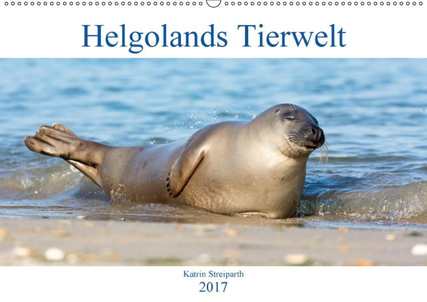 Helgolands Tierwelt (Wandkalender 2017 DIN A2 quer) - Coverbild
