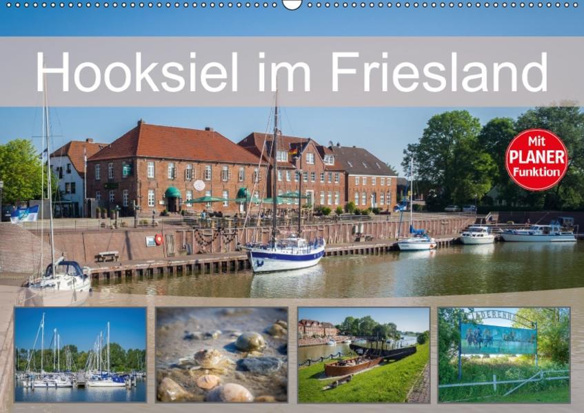 Hooksiel im Friesland (Wandkalender 2017 DIN A2 quer) - Coverbild