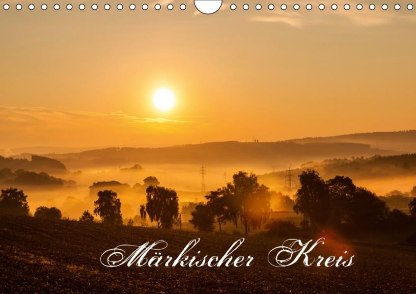 Märkischer Kreis (Wandkalender 2017 DIN A4 quer) - Coverbild