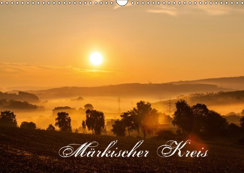 Märkischer Kreis (Wandkalender 2017 DIN A3 quer) - Coverbild