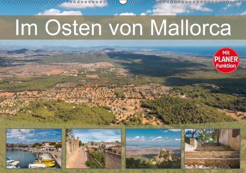 Im Osten von Mallorca (Wandkalender 2017 DIN A2 quer) - Coverbild