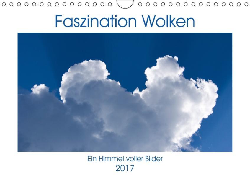 Faszination Wolken (Wandkalender 2017 DIN A4 quer) - Coverbild