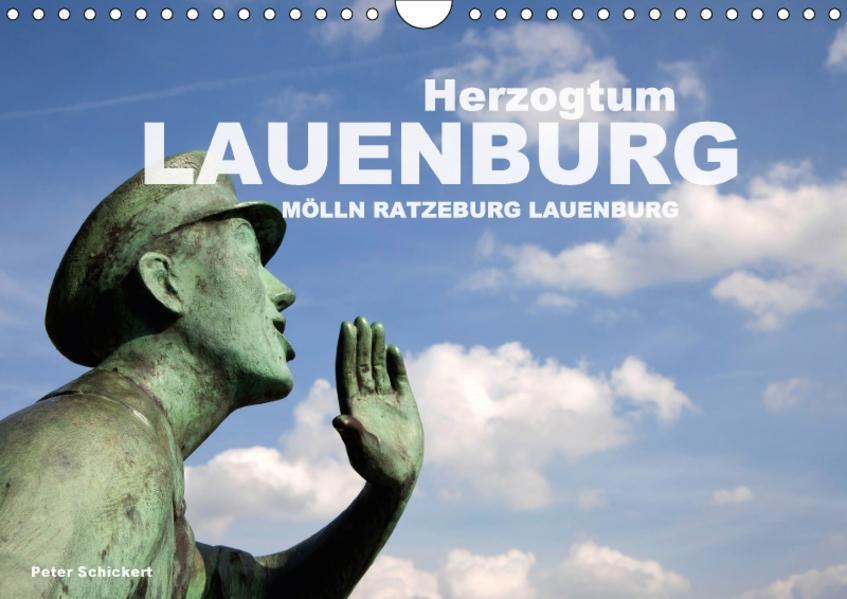 Herzogtum Lauenburg (Wandkalender 2017 DIN A4 quer) - Coverbild