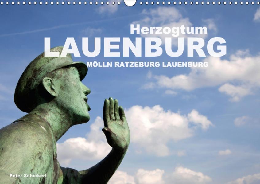 Herzogtum Lauenburg (Wandkalender 2017 DIN A3 quer) - Coverbild