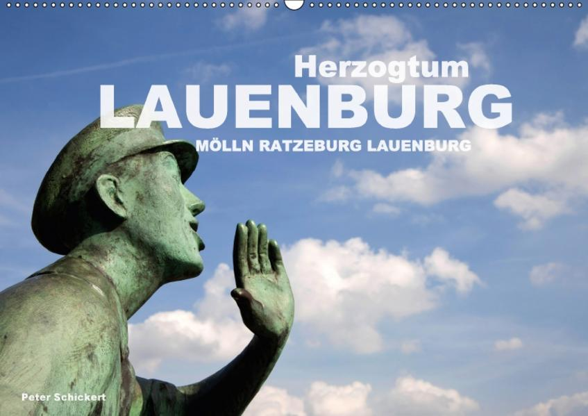 Herzogtum Lauenburg (Wandkalender 2017 DIN A2 quer) - Coverbild