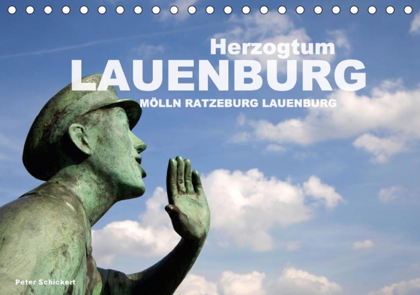 Herzogtum Lauenburg (Tischkalender 2017 DIN A5 quer) - Coverbild