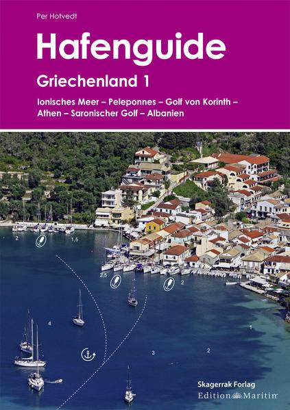 Hafenguide Griechenland 1 - Coverbild