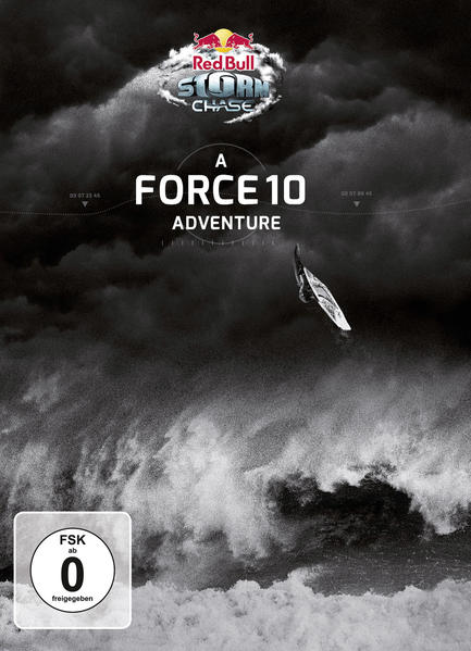 Red Bull Storm Chase (Blu-ray) - Coverbild