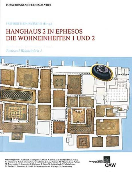 hanghaus 2 in ephesos buch. Black Bedroom Furniture Sets. Home Design Ideas