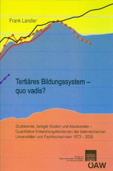 Tertiäres Bildungssystem - quo vadis? - Coverbild