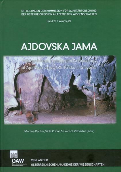Ajdovska jama - Coverbild