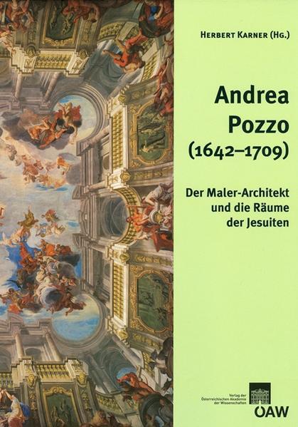 Andrea Pozzo (1642-1709) - Coverbild