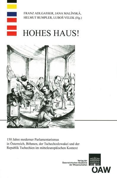 Hohes Haus! - Coverbild