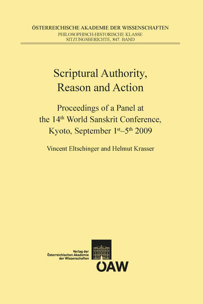 Scriptural Authority, Reason and Action - Coverbild
