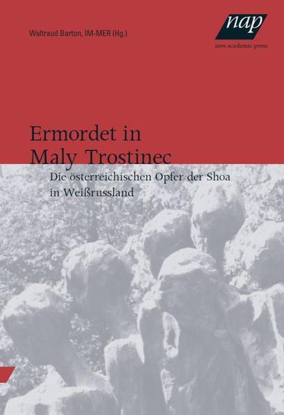 Ermordet in Maly Trostinec - Coverbild
